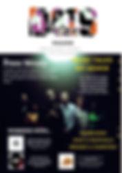 Front Cover Correct- Dats Muzik Magazine