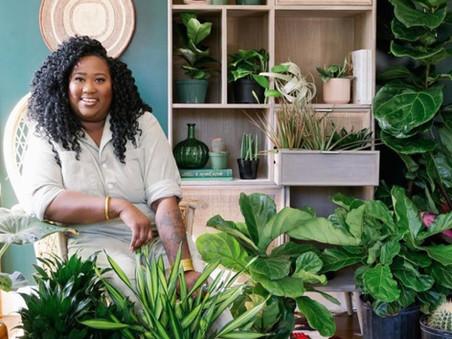 Black Women & Plants can change the world