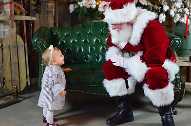 Santa Willie at AmberCloy Photography