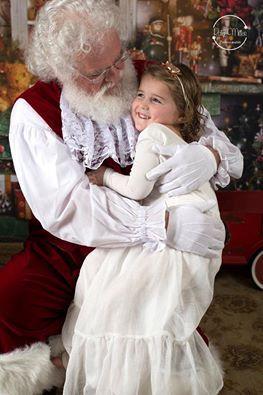 Santa Willie at Katy Miller Photography
