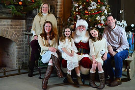 Santa Willie at West Milford Farm