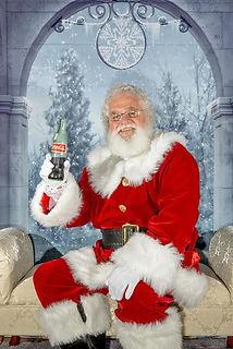 Santa Wilie at David Robinson Photography