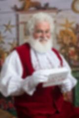 Santa for hire in metro Atlanta, east cobb