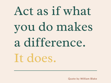 Make A Reference For A difference