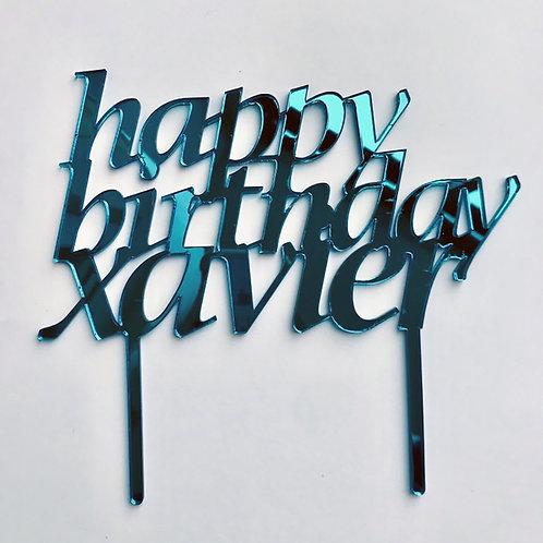 "Happy Birthday""name"""