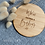 Thumbnail: Small bamboo announcement plaques