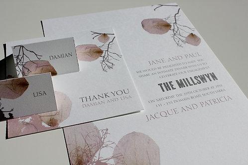 The Millswyn Engagement 20 Pack (Envelopes Optional)