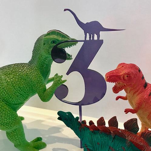 Dinosaur number