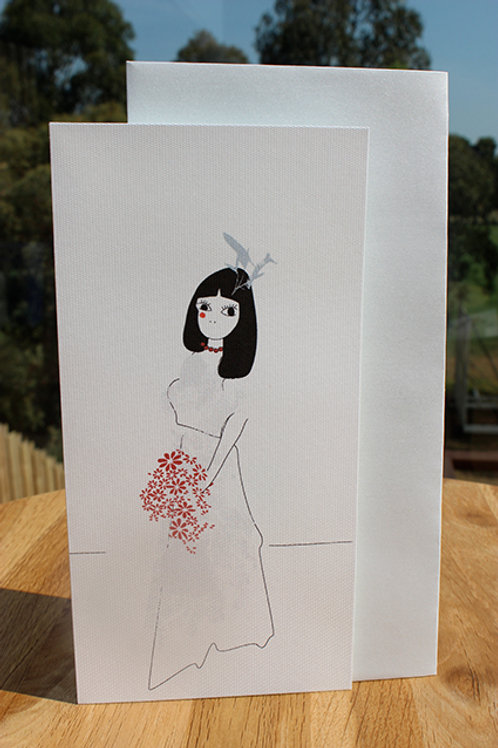 Bride to Be Card with Envelope