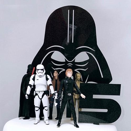 Darth Vader inspired