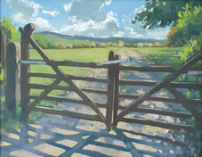 Gate to the Cotswolds at Broadway