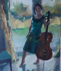 Girl and a Cello
