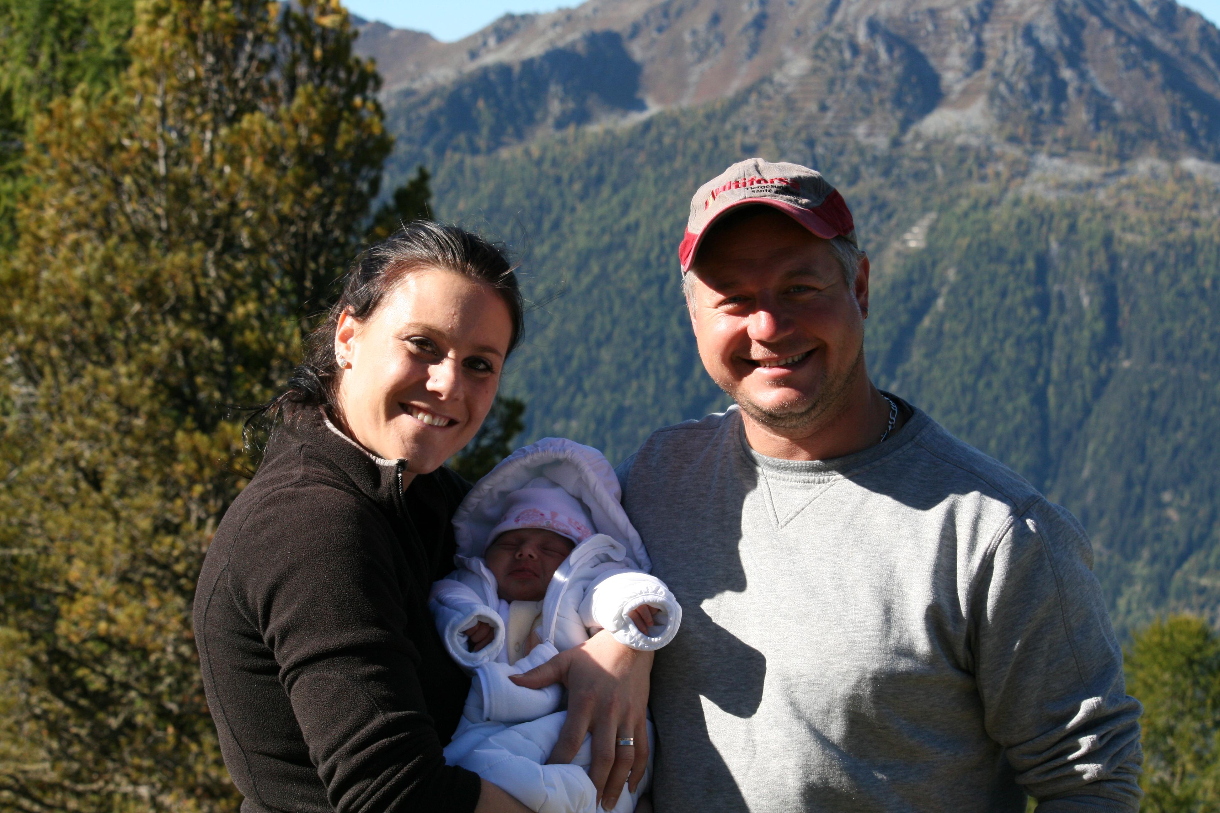 Fanny, Lea et Jo