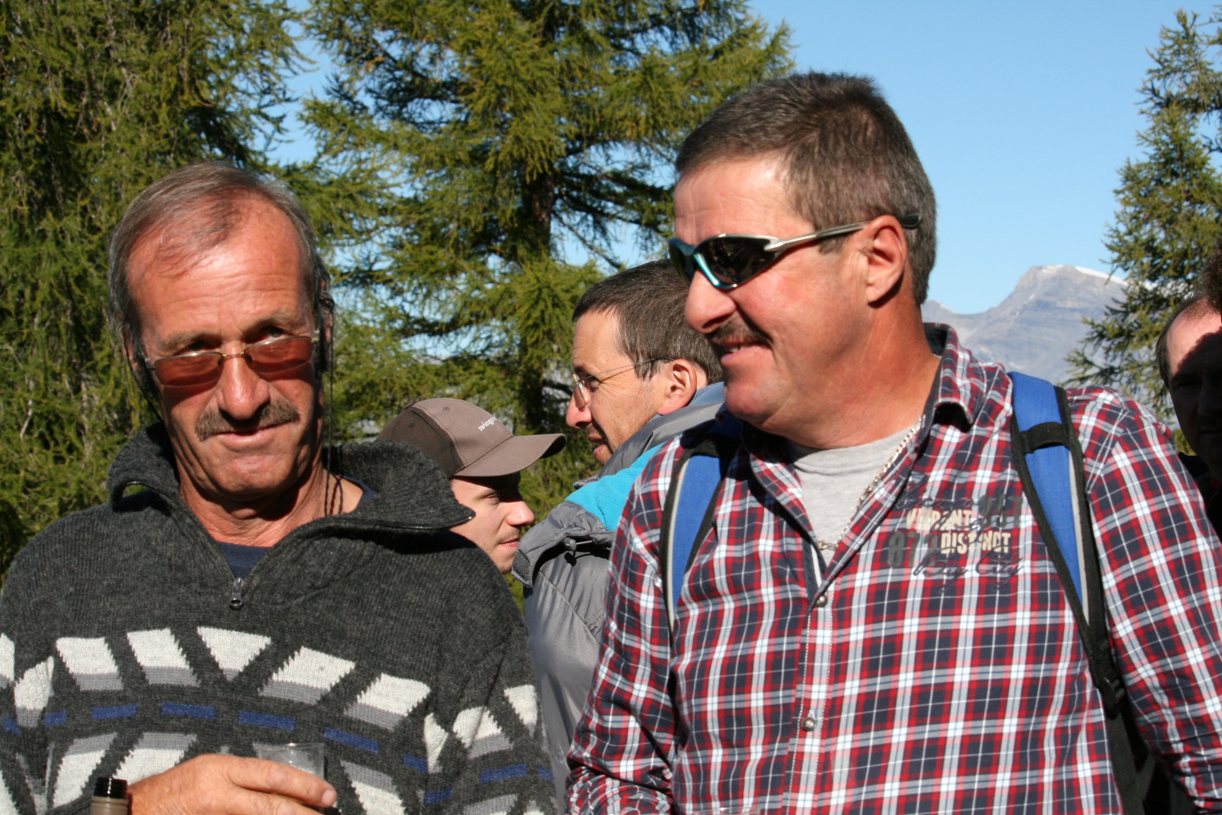 Jean-Claude et Géraldi