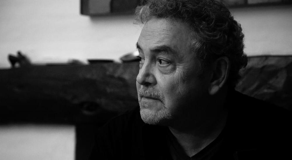 El autor Roberto Videla