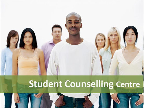 UNIVERSITY OF WINDSOR STUDENT COUNSELLING CENTRE