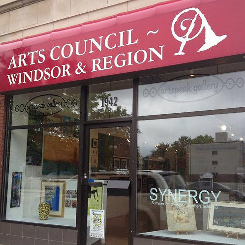 ARTS COUNCIL OF WINDSOR
