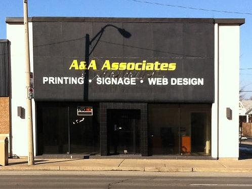 A & A ASSOCIATES