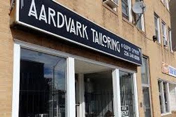 AARDVARK TAILORING & ALTERATIONS