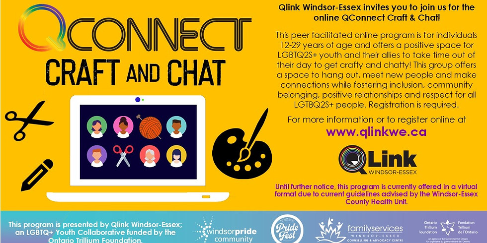 QConnect Craft & Chat