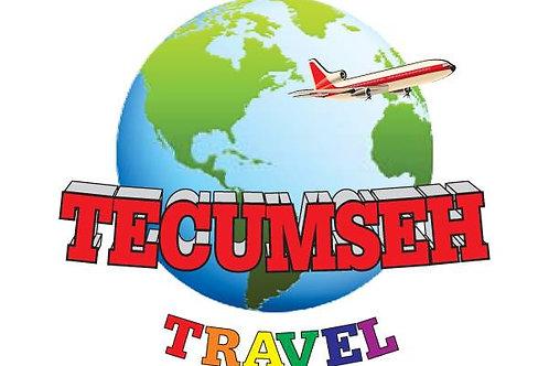 TECUMSEH TRAVEL
