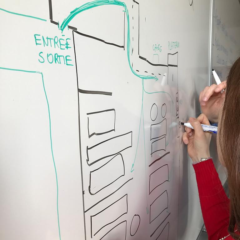 Découverte du Design Thinking - 2jrs