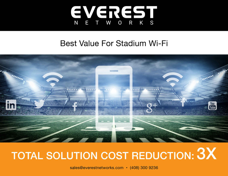 Everest Networks Ad