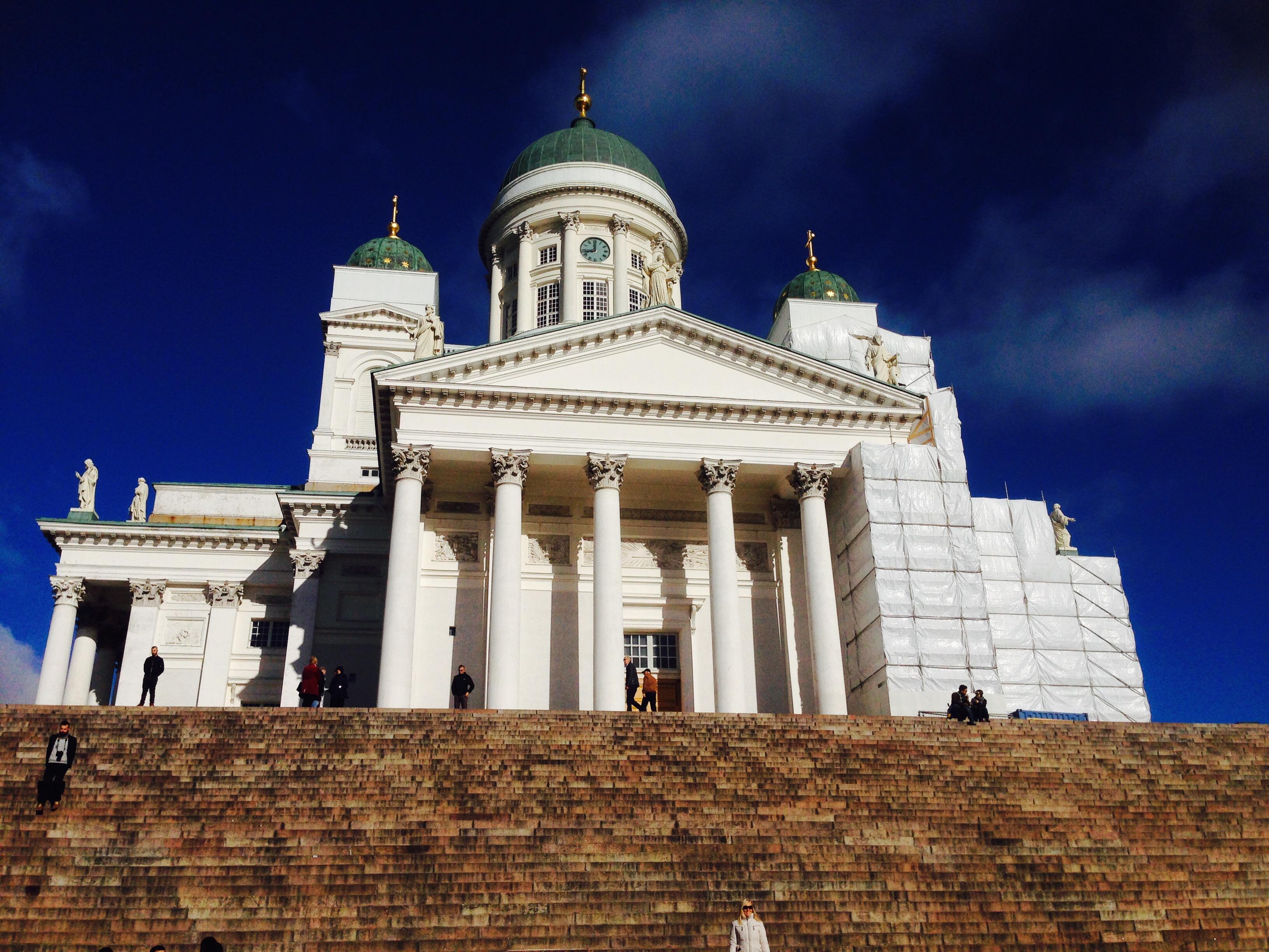 ヘルシンキ・大聖堂