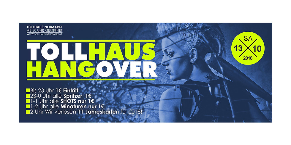 Tollhaus Hangover