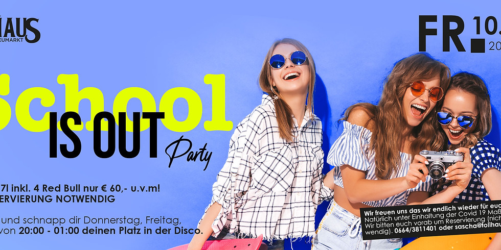 School out Party II