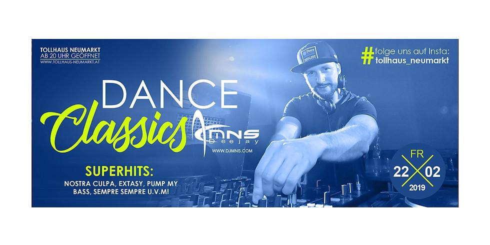 Dance Classics mit DJ MNS
