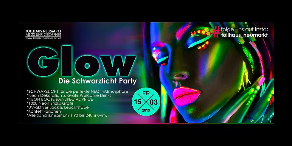Glow – Die Schwarzlicht Party!
