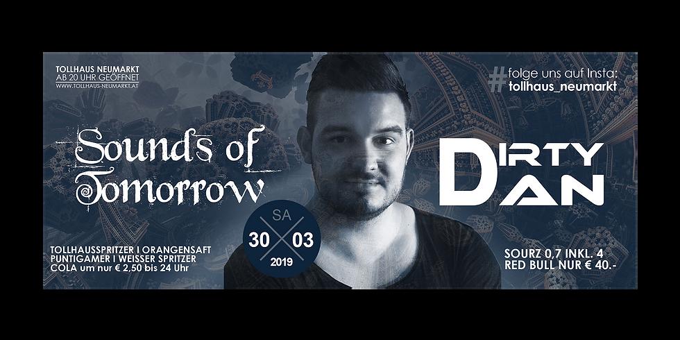 Sounds of Tomorrow mit Dj Dirty Dan-Antenne Kärnten DJ