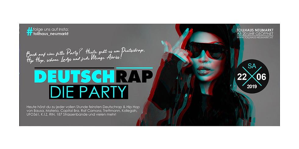 DEUTSCHRAP die Party