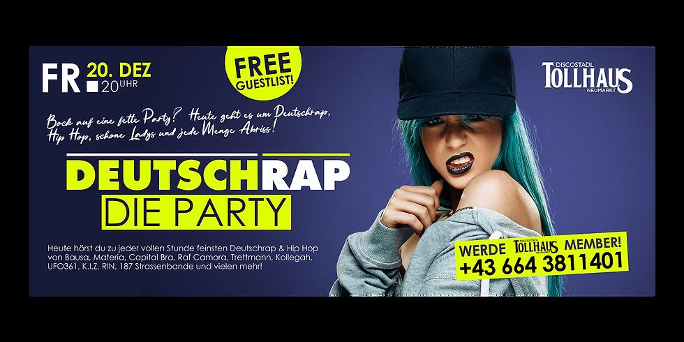 DEUTSCH RAP  die Party