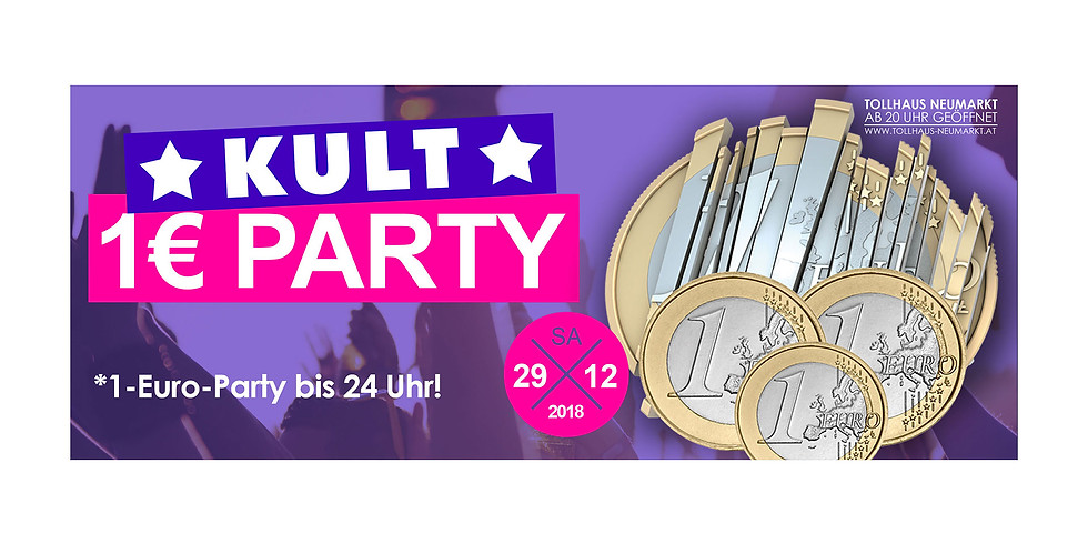 KULT - 1€ Party (1)