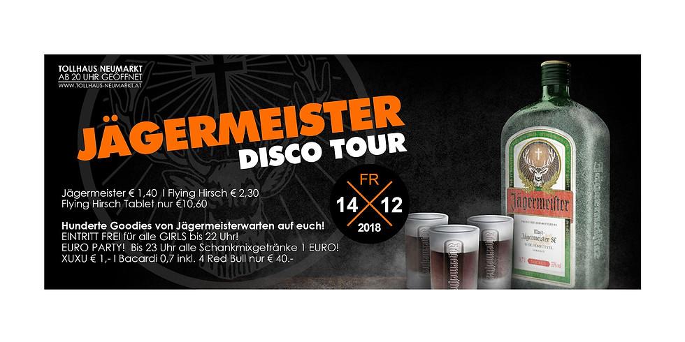 JÄGERMEISTER Disco Tour