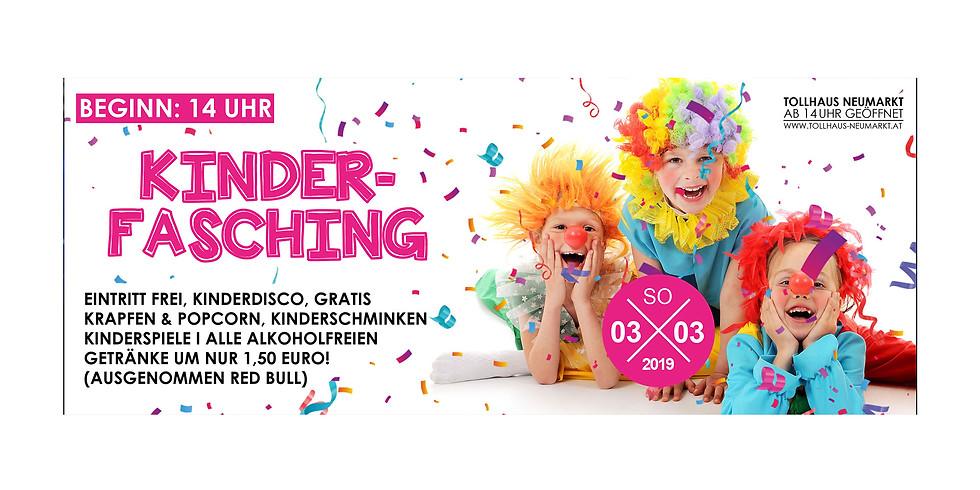 KINDERFASCHING! Die PARTY für alle kleinen Helden von Morgen!🙌🎉📣