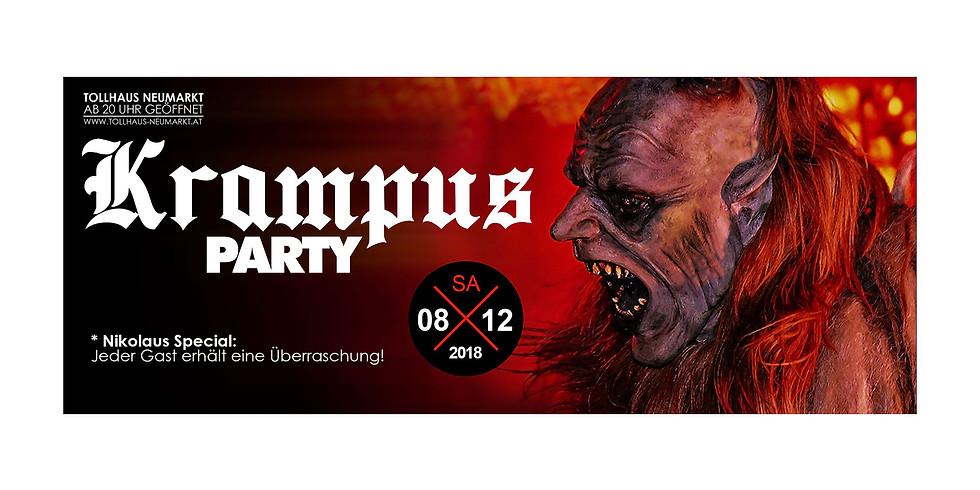 KRAMPUS PARTY!