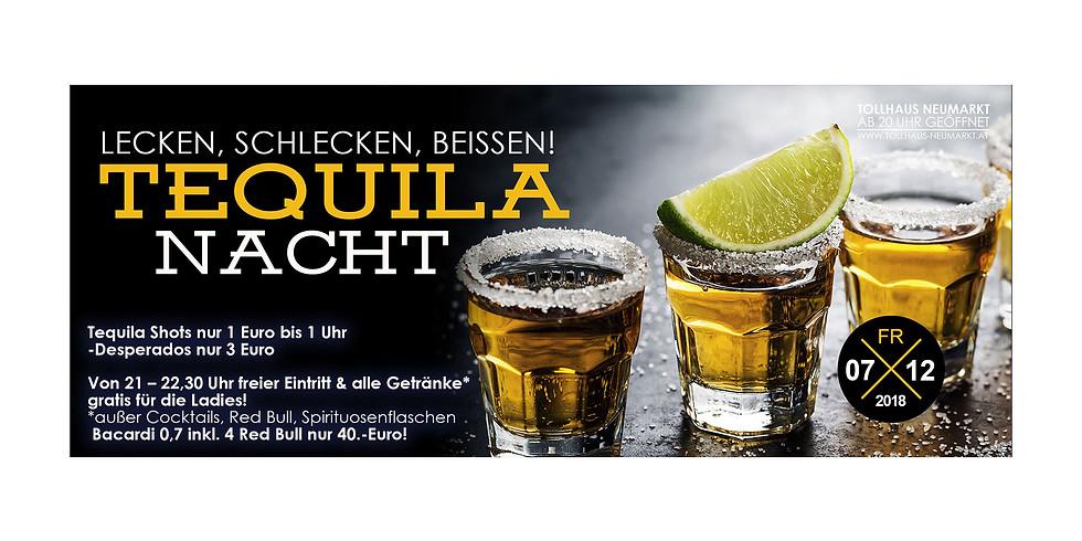 Lecken-Schlucken-Beißen! Die Tequila Nacht