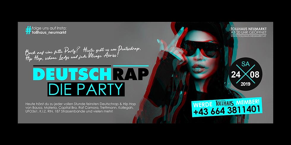 DEUTSCH-RAP die Party!