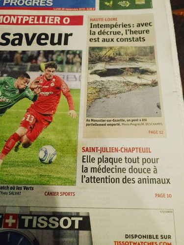 couverture article le progrès