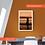 Thumbnail: Ondas Reflexivas - Quadro Fotográfico