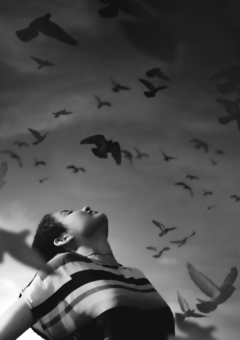 Liberdade: Ensaio de Daiany Santos por Gabriel Juan
