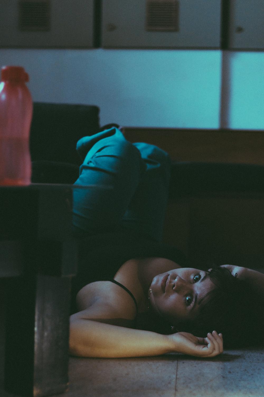 Bruna Antonieta (performance fotográfica Tragédia Anunciada) por Gabriel Juan | Gabriel Juan Fotografia