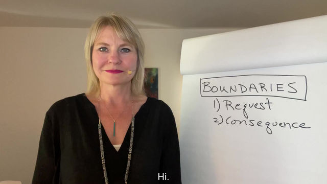 How To Create Strong Boundaries