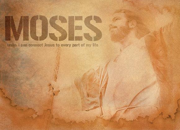 "UNITE Series - ""Moses"" (O.T. Restorative Work)"