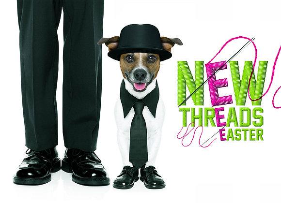 """EASTER Series - """"New Threads"""" (Gospel)"""