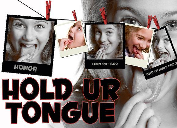 "HONOR Series - ""Hold Ur Tongue"" (James)"