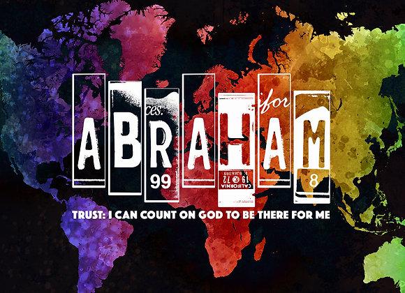 "TRUST Series - ""Abraham"" (O.T. Restorative Work)"